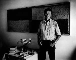 NPG P638,Bruce Chatwin,by Sally Soames